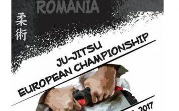 CampionatulEuropean Ju-Jitsu - Asan Elena